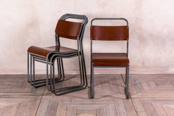 Tubular Steel Chairs