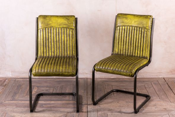 Retro Style Dining Room Chairs Peppermill Interiors