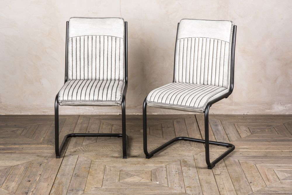 RETRO STYLE DINING ROOM CHAIRS