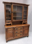 Arts & Crafts Oak bookcase/dresser