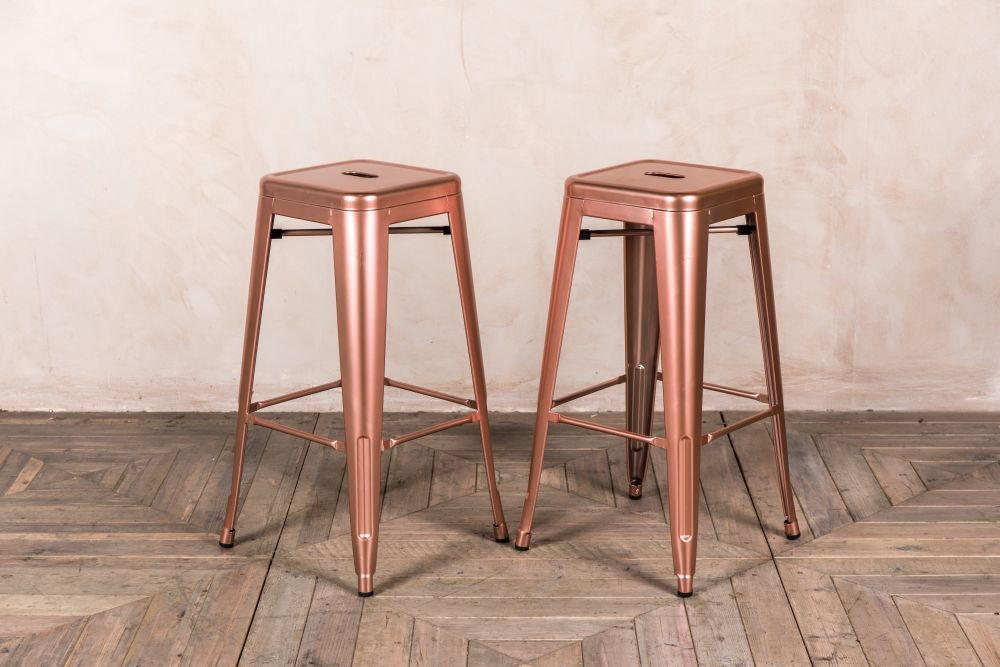 Fine Tolix Style Bar Stools Peppermill Interiors Andrewgaddart Wooden Chair Designs For Living Room Andrewgaddartcom