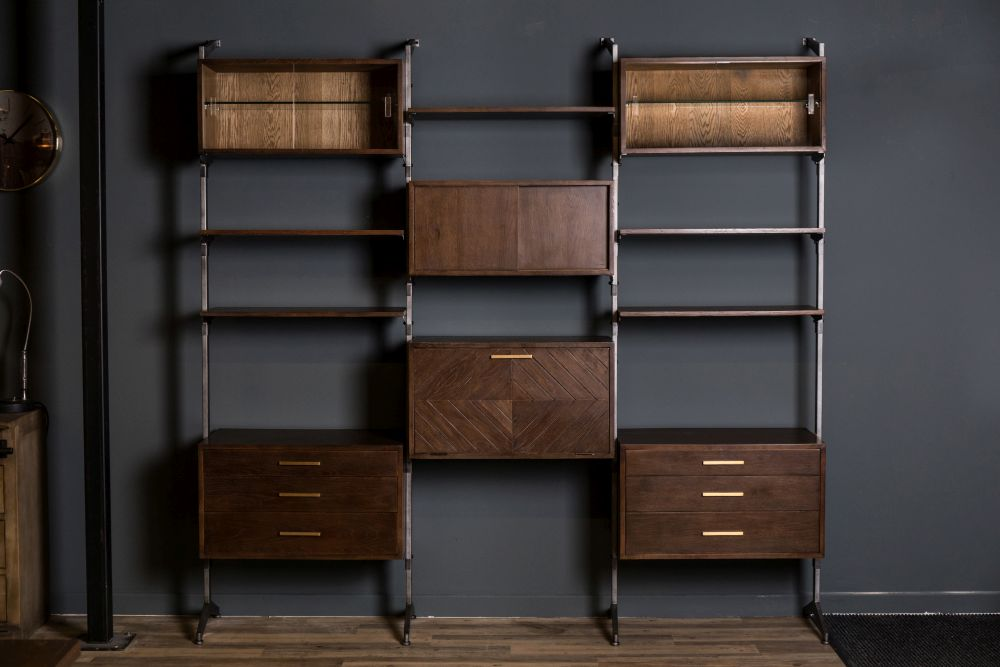 premium selection 80323 e6f07 LARGE SHELVING CABINET | Peppermill Interiors