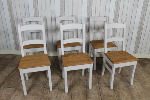 & PINE CHAPEL CHAIR COUNTRY FARMHOUSE DINING CHAIRS KITCHEN CHAIRS