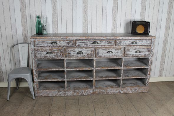 Shabby Chic Sideboard In Pine The Ashford