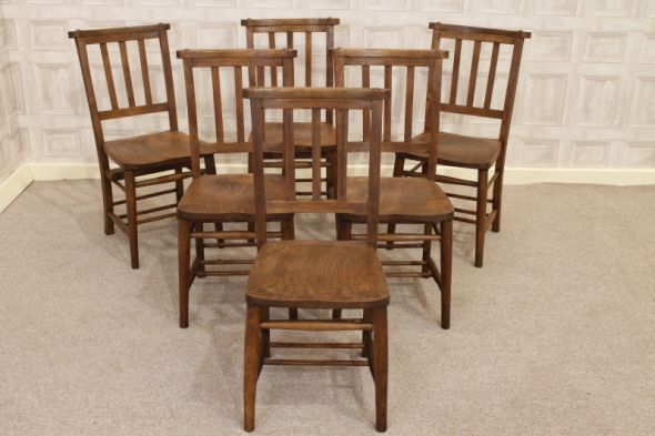St Ives High back chapel chair