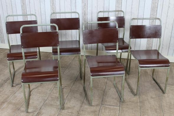 Biggin Hill Stacking Chairs