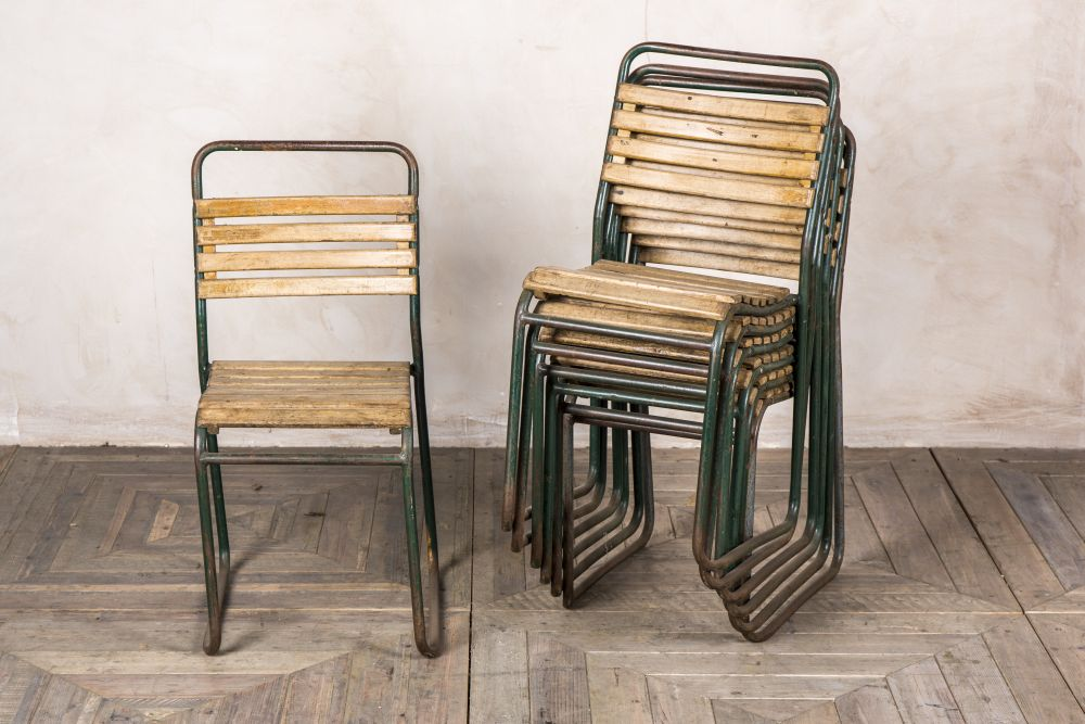 stackable classroom chairs