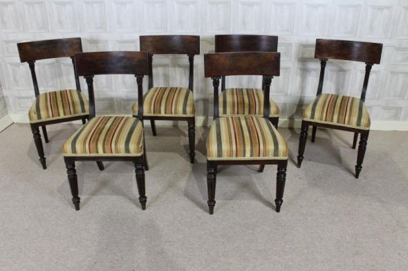 william iv chairs