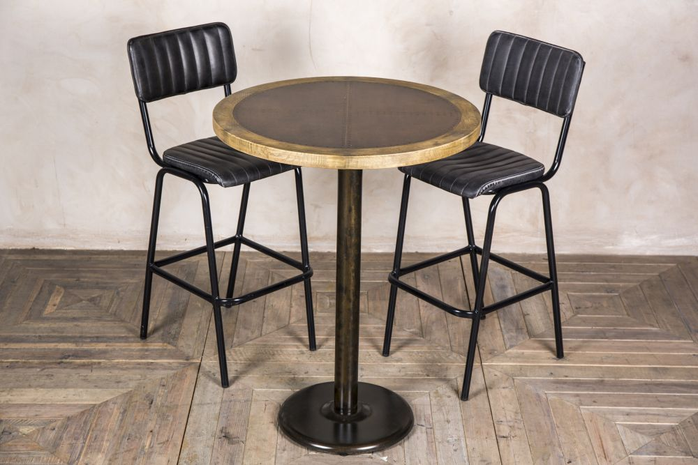 Bistro Pub Table Poseur Height Peppermill Interiors